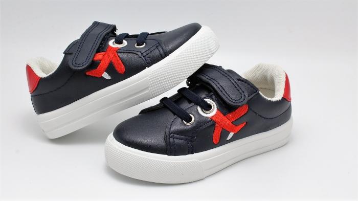 Pantofi stil tenis baieti D.T. New York 24-29 planes