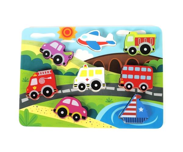 Puzzle Transport 0