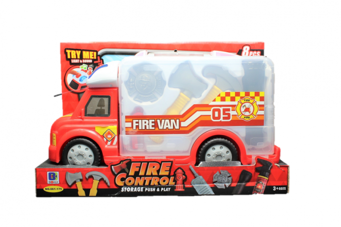 Masina pompieri cu trusa si accesorii
