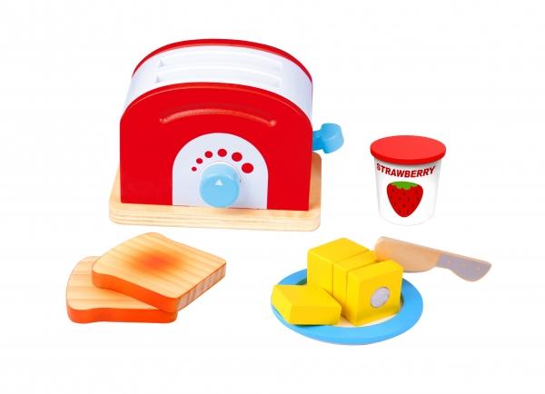 toaster lemn 0