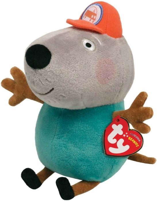 Beanie Baby - Grandad Dog 15 cm (exclusiv UK) 0